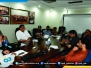 Coalition for Election & Democracy (CED) Meeting at CPDI ISB office 04-07-2017